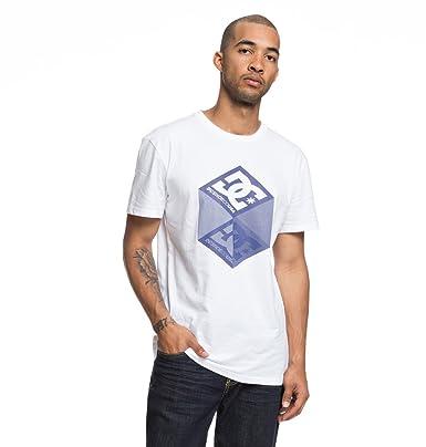 1113f48fa89b DC Shoes Volume - T-Shirt for Men EDYZT03835  DC Shoes  Amazon.co.uk ...