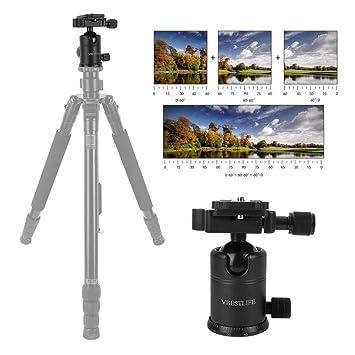 Vbestlife Cabeza giratoria de fotografía panorámica con cámara ...