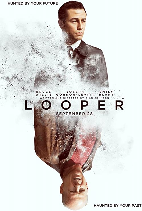 Amazon.com: LOOPER MOVIE POSTER 2 Sided ORIGINAL Advance 27x40 ...