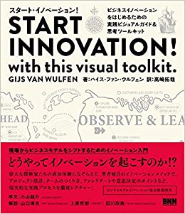 start innovation with this visual toolkit スタート