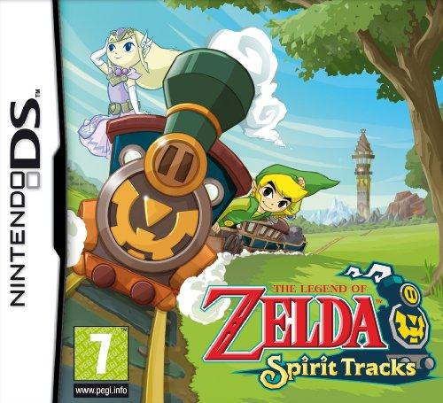 Nintendo The Legend Of Zelda: Spirit Tracks (DS)