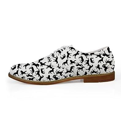 3eb1c564 Nopersonality - Zapatos Planos con Cordones Hombre: Amazon.es: Zapatos y  complementos