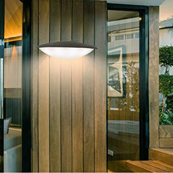 MTG Luz, Exterior Led Pared Exterior Moderno Impermeable Patio interior Villa Hotel Jardín Ingeniería Lámpara Saludable y respetuoso con el medio ambiente Proteja los ojos,Luz blanca: Amazon.es: Bricolaje y herramientas
