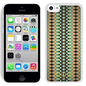 Pendleton 05 White iPhone 5C Screen Cover Case Elegant and Fashion Look