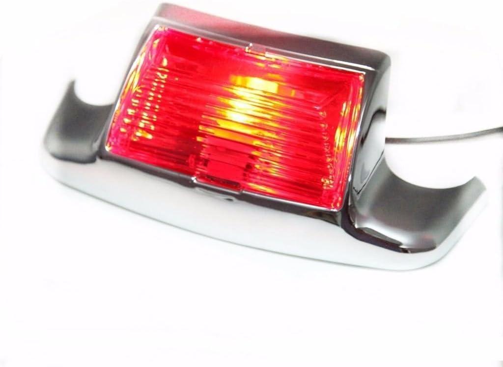 LED luce modanatura parafango anteriore parafango per Harley ultra Classic Flstc Flht Electra