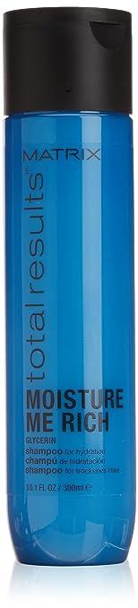 MATRIX Total Results Moisture Me Rich Shampoo, 1er Pack (1 x 0.3 kg)