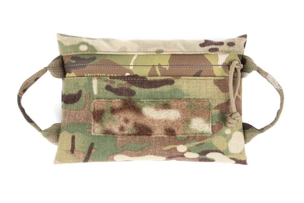 Nylon Zip Bags (MultiCam) by ITS Tactical