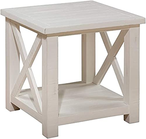 Jofran Madaket Reclaimed Pine End Table