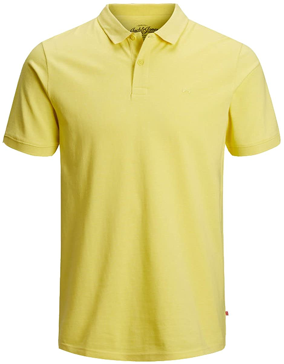 Jack Jones Polo - Polo - para Hombre Amarillo Amarillo Large ...