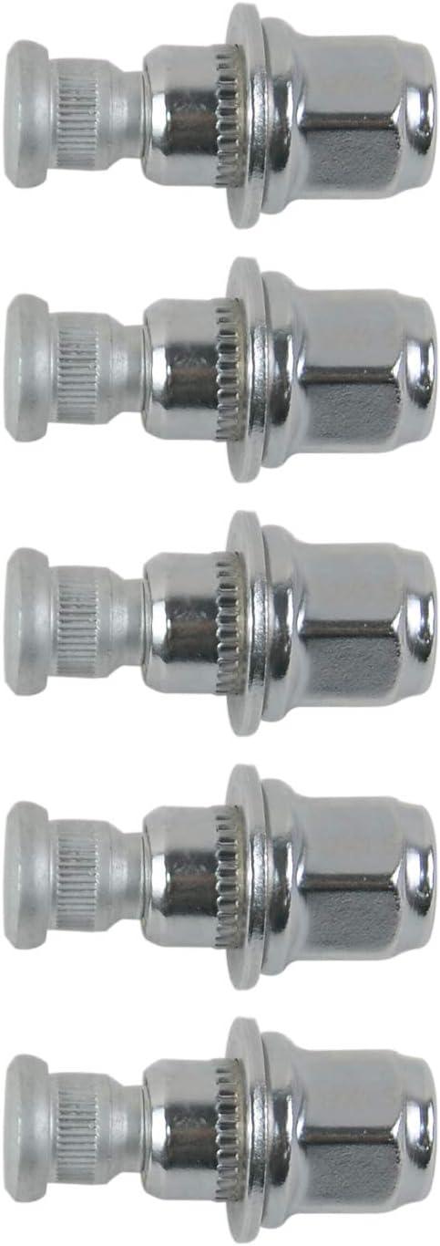NSKE Kit de boulons et /écrous de moyeu de roue 90942-02049 90942-02070