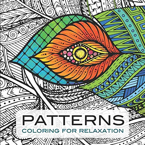 Patterns: Coloring For Relaxation ebook