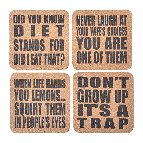 Quote Coasters - 4