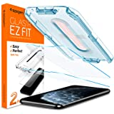 "SPIGEN Tempered Glass Screen Protector Glas.tR EZ Fit for iPhone 11 Pro/XS/X (5.8""), Case Friendly, Crystal Clear, 9H…"