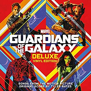 Guardians of the Galaxy - Songs from the Motion Picture (Deluxe) [2LP Vinyl] by Various Artists (B00LICGSFU) | Amazon Products