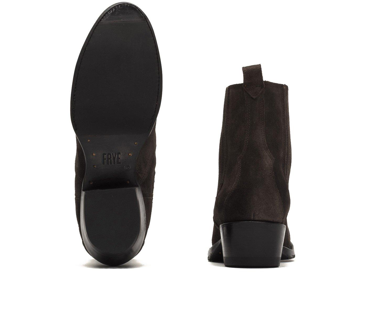 FRYE Women's Diana Chelsea Boot B077YN86KZ 7.5 B(M) US|Grigio