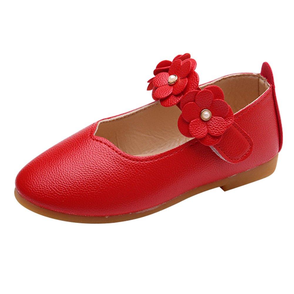 192dc72d2 Juleya Merceditas Para Niñas - Zapatos Princesa de Niña Flor Para Boda  Cumpleaños 180417TX03 X180417TX03-