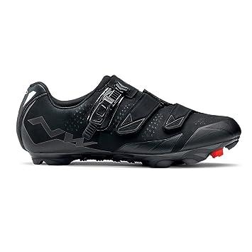 4b389d35c NORTHWAVE SCREAM 2 SRS zapato zapatos negro: Amazon.es: Deportes y aire  libre
