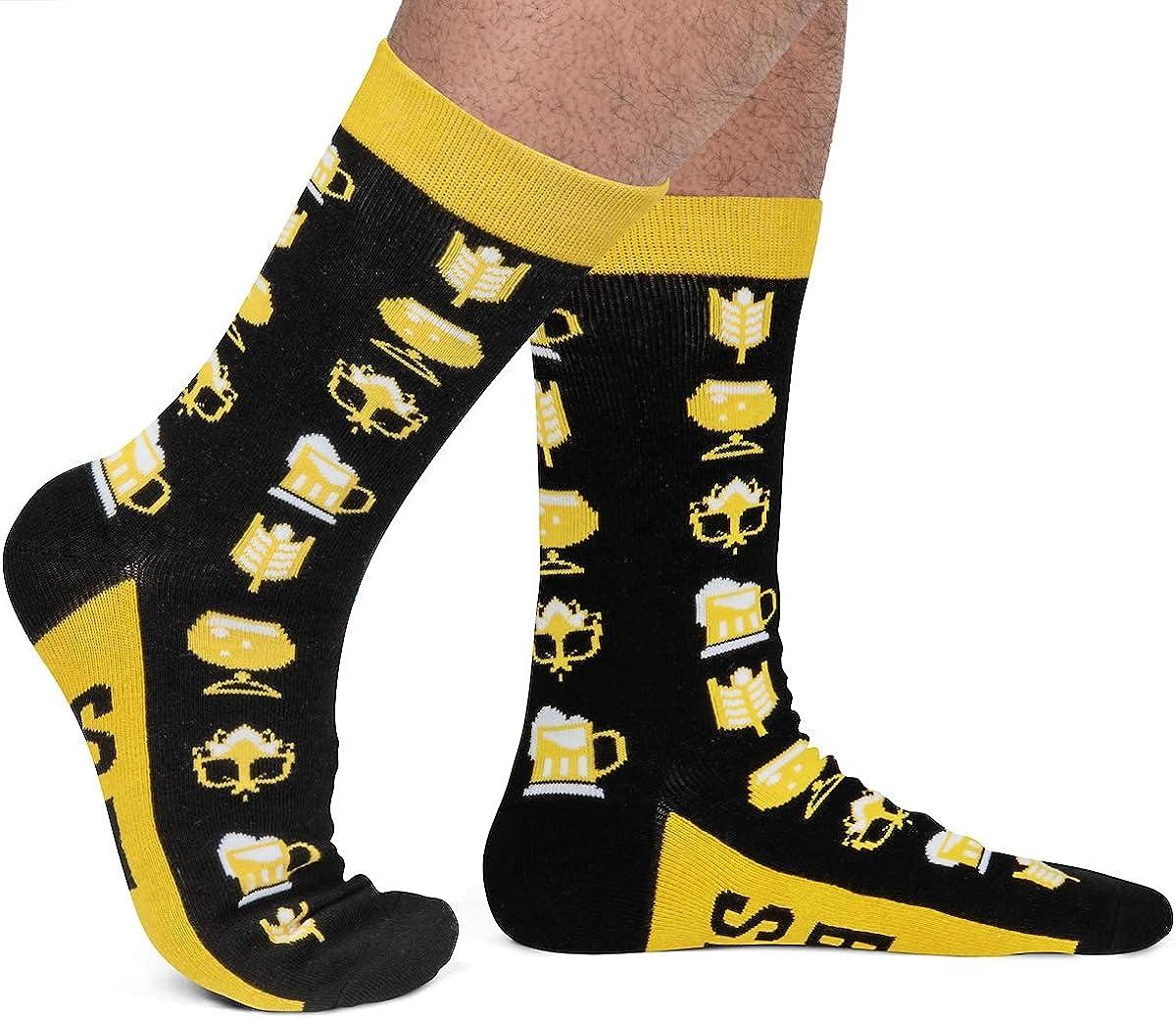 Tobar Novelty Funny Cotton Socks Perfect Gift Idea Shoes /& Halloween Gag Designs