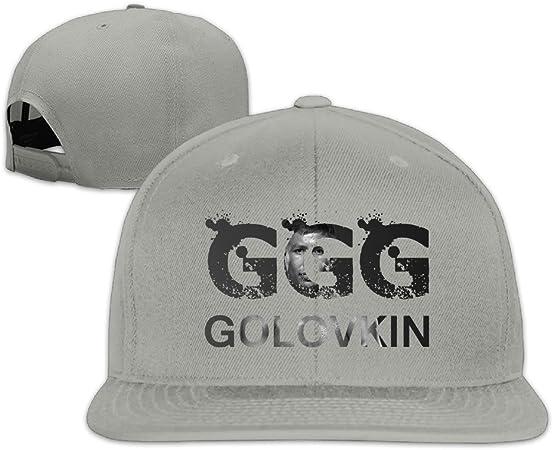 heiyala Gennady golovkin GGG boxeo ajustable visera plana Gorra de ...