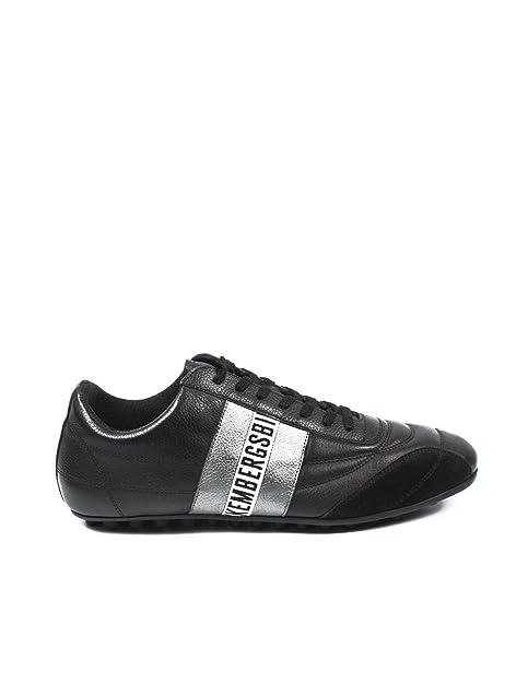 Bikkembergs para Hombre de Las Zapatillas de Deporte de Fútbol bajo Bke106T1Kk6 A0Aa5: Amazon.es: Zapatos y complementos