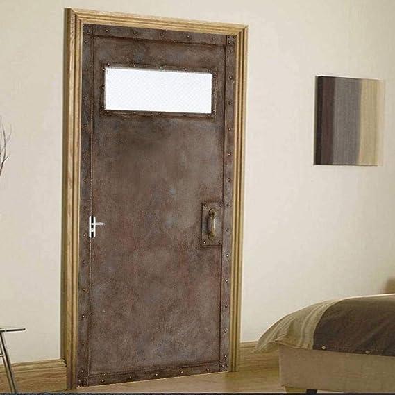 BinLZ Etiquetas Engomadas Oxidadas Oxidadas de la Puerta del ...