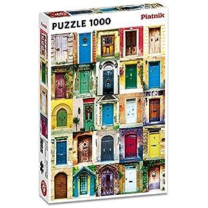 Piatnik 138913 Cm Porte Puzzle Da Pezzi