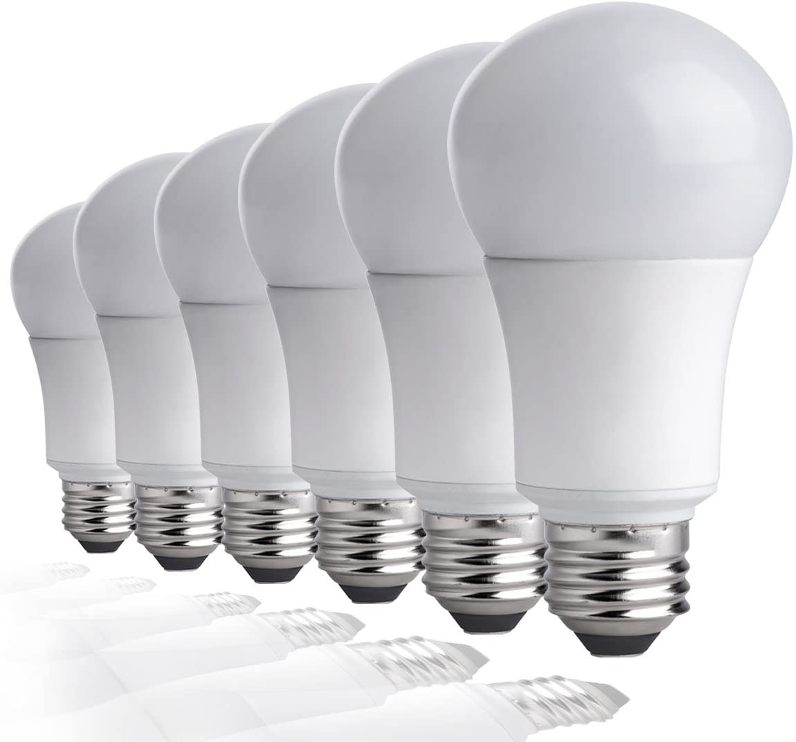 Led A15 Replacement Bulbs TCP Lights up Red 5w 1PK