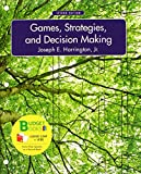 img - for Loose-leaf Version of Games, Strategies, and Decision Making book / textbook / text book