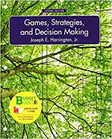 games strategies and decision making pdf