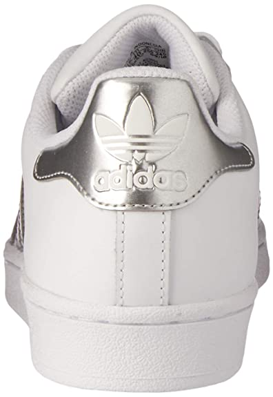 Adidas Superstar J CQ2688 Unisex Kinder SneakersFreizeitschuhe Low Top Sneakers