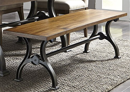 Liberty Furniture 411-C9000B Arlington House Dining Bench, 64