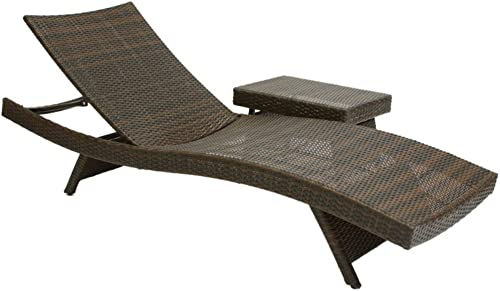 Best Selling Outdoor Adjustable Lounge