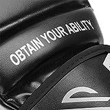 Sanabul New Item Essential 7 oz MMA Hybrid Sparring Gloves
