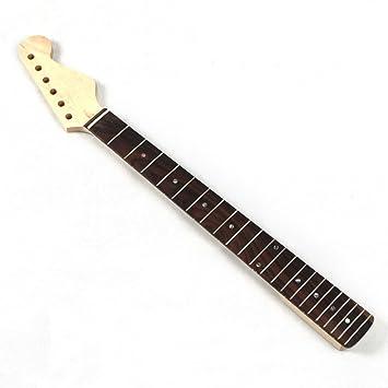 Andoer- Reemplazo de Cuello para Guitarra Eléctrica de ST, cambiar el diapasón de guitarra
