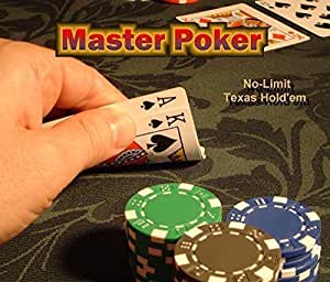 Master Poker: No-limit Texas Hold'em (WinXP to Win10)