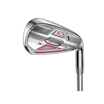 2b509ffcfabc Image Unavailable. Image not available for. Color: Cobra Women's Fly-Z XL  Golf Iron Combo Set ...