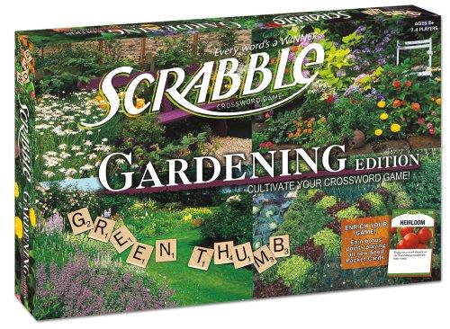 Gardening Scrabble