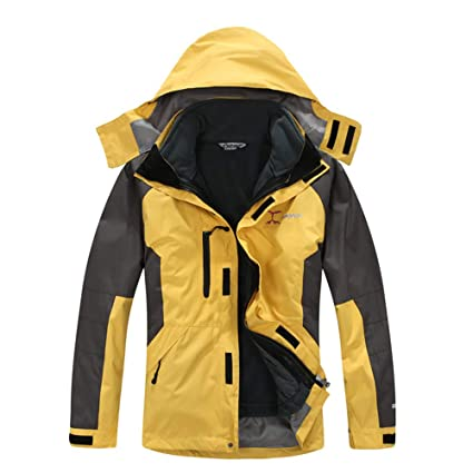 520097a894 Unisex Couple sweater Mens Mountain Ski Jacket with Waterproof Windproof  Outdoor Warm Snowboard For Men Traveling
