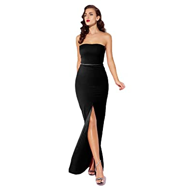 Amazon Prom Formal Evening Military Ball Dress Sexyopen Back