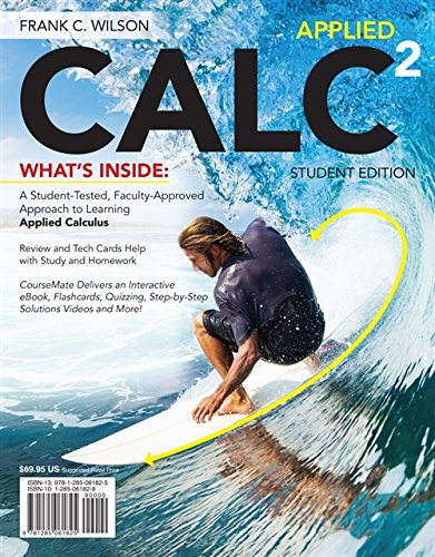Applied CALC (with CourseMate Printed Access Card) (New, Engaging Titles from 4LTR Press)