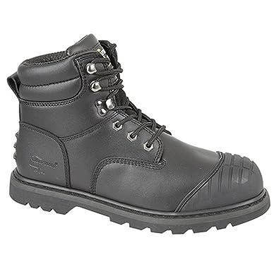 Grafters Protector - Chaussures montantes de sécurité - Homme ej3fcQS7