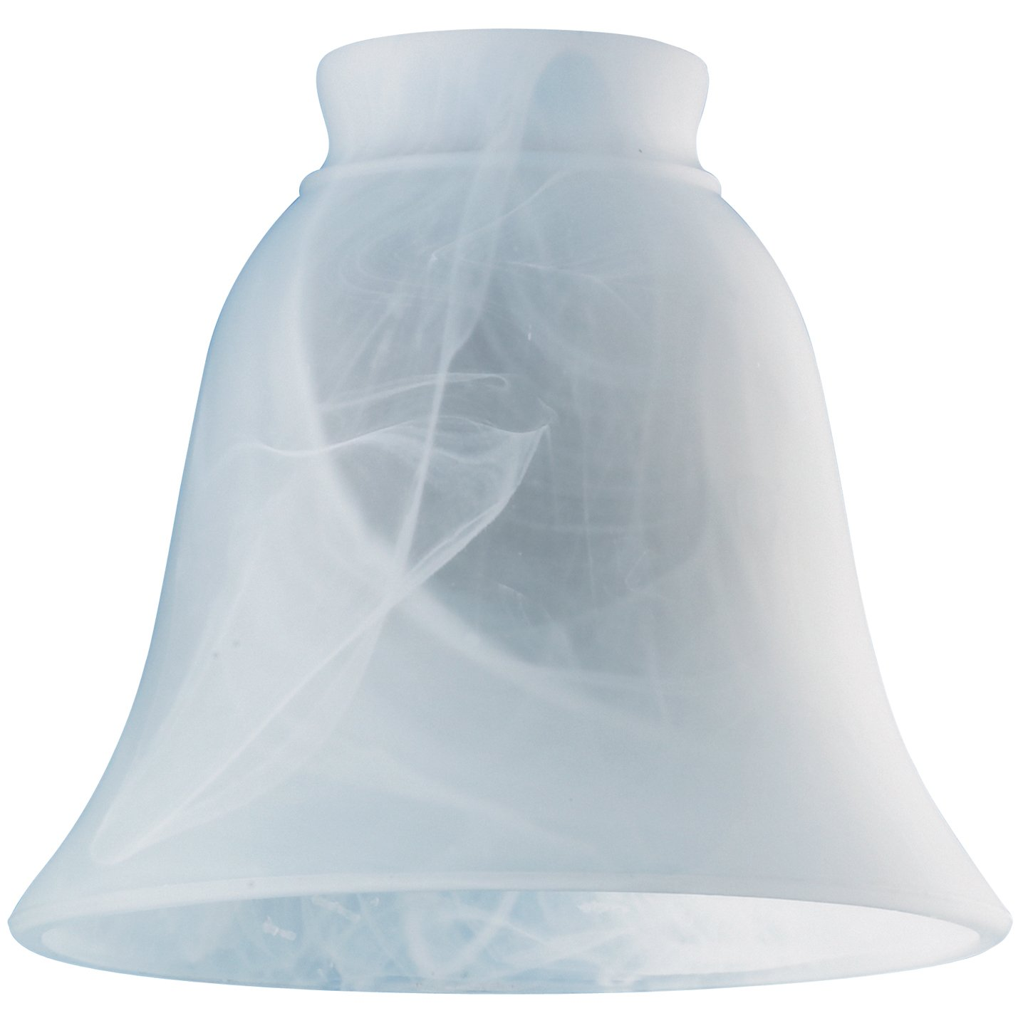Westinghouse 8127200 2-1/4'' Milky Scavo Bell Lamp Shade