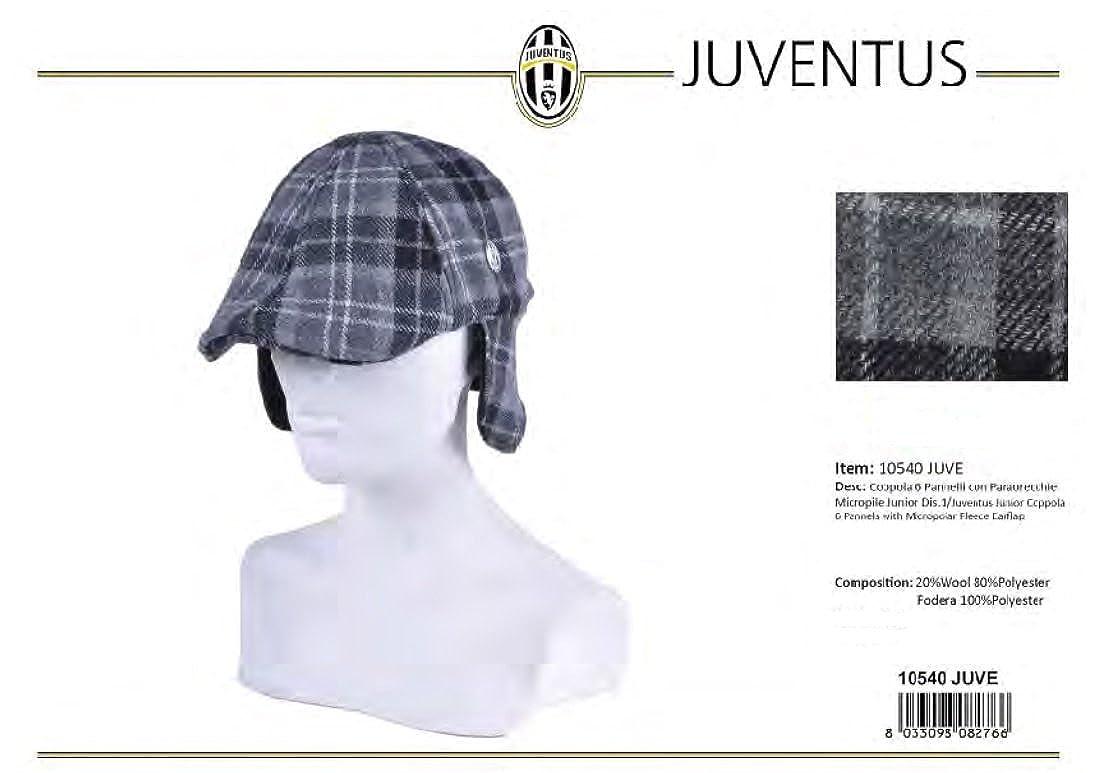 Enzo Castellano Cappello paraorecchie Coppola Bambino Originale Juventus  Calcio  01463  Amazon.it  Abbigliamento b9e176634be1