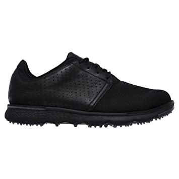 a801d609b4070 Skechers Go Golf Elite V3 Approach RF Spikeless Golf Shoes 2018 Black  Medium 8.5  Amazon.ca  Sports   Outdoors