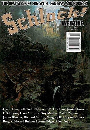 Schlock! Webzine Vol. 7, Issue 2