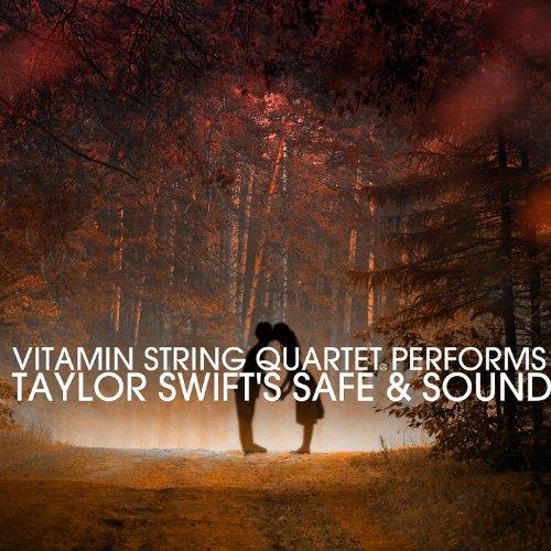 Vitamin String Quartet Performs Coldplay Vitamin String Quartet: Amazon.com: Safe & Sound: Vitamin String Quartet: MP3