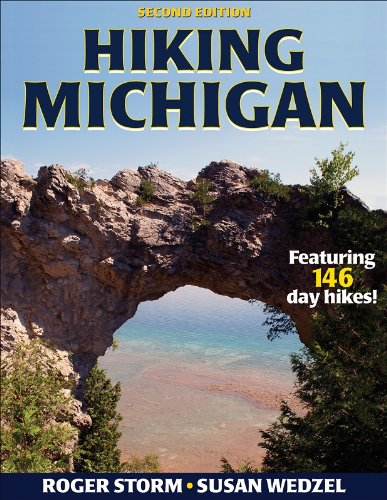 Hiking Michigan - 2nd Edition (America's Best Day Hiking Series)