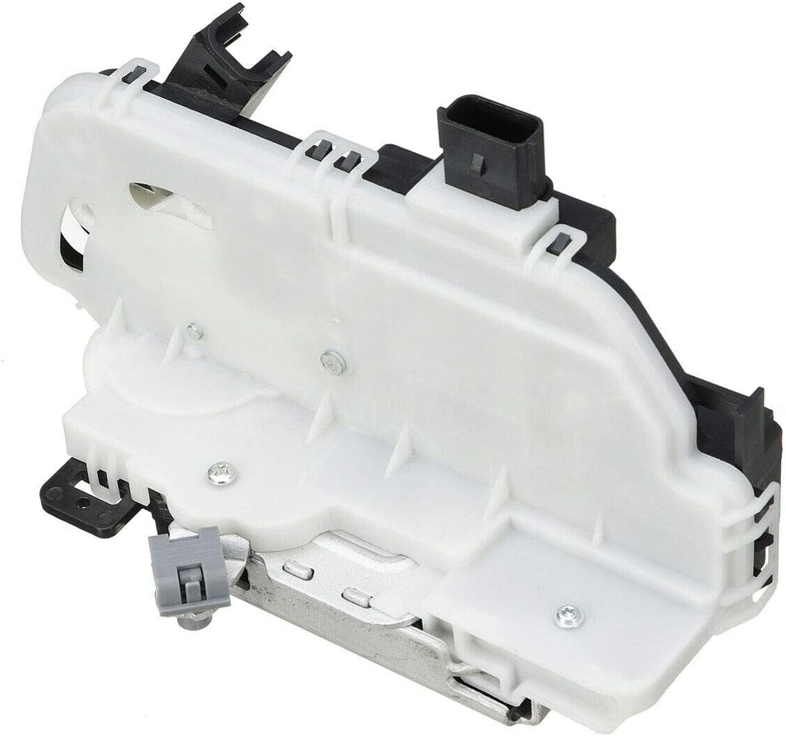 Cheriezing 9L3Z5421813A Door Lock Latch Actuator Assembly Front Left Driver Side for 2009-2019 Ford Explorer F150 Taurus Lincoln MKS