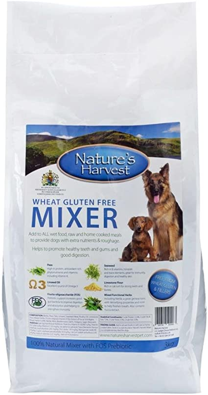 Natures Harvest Wheat Gluten Free Dry