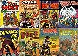 Golden Age COWBOY WESTERN COMICS (FICTION HOUSE & FAWCETT COMICS: Hopalong Cassidy, Monte Hale, Rocky Lane, Rangers Comics, many more..., Vol 3 of 5)